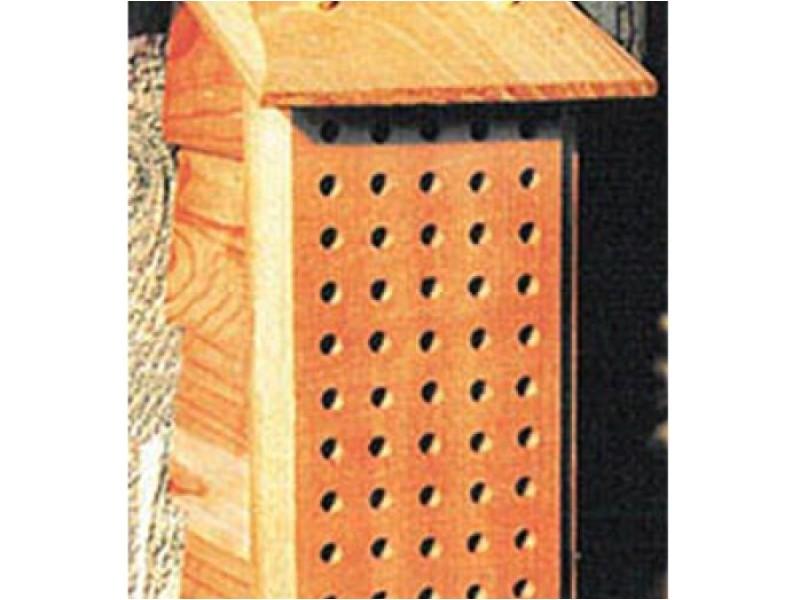 free mason bee house plans