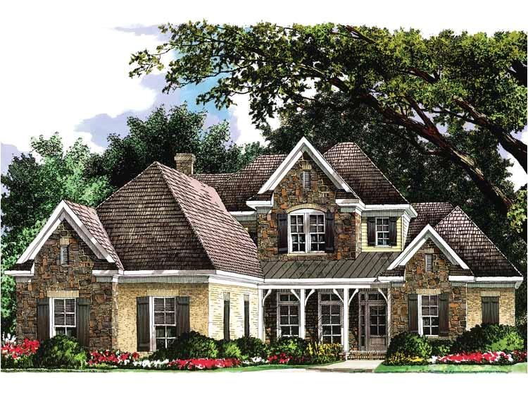 cottage house plan 5467lk