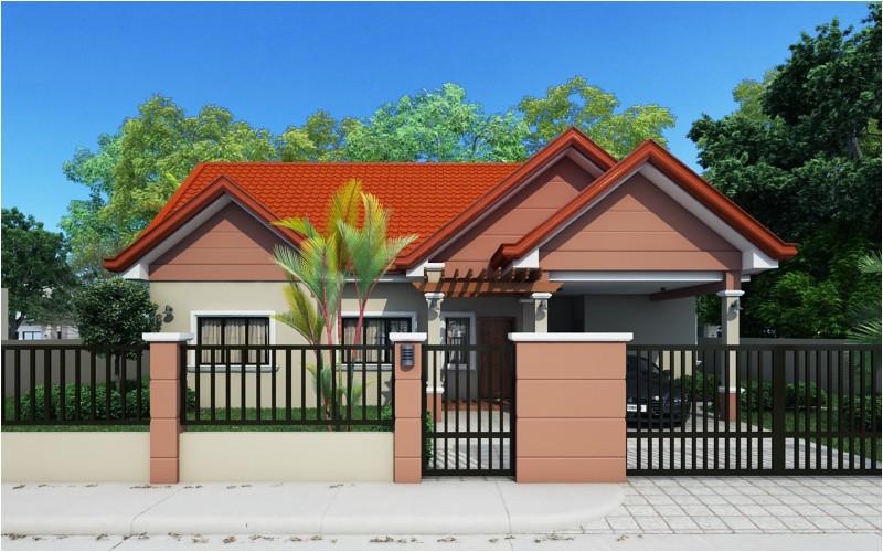 small house designs series shd 2014009