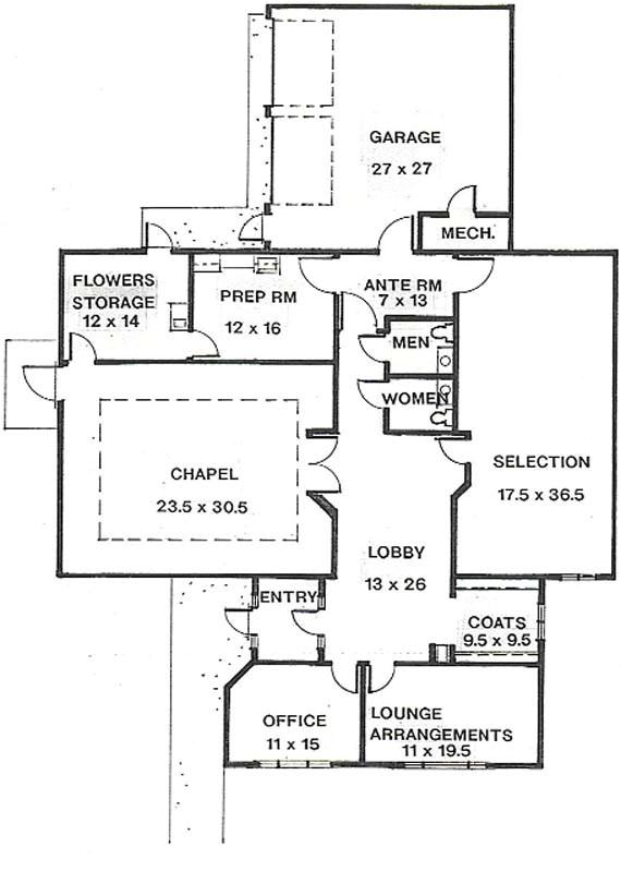 beautiful memorial plan funeral home 8 funeral home floor plan layout