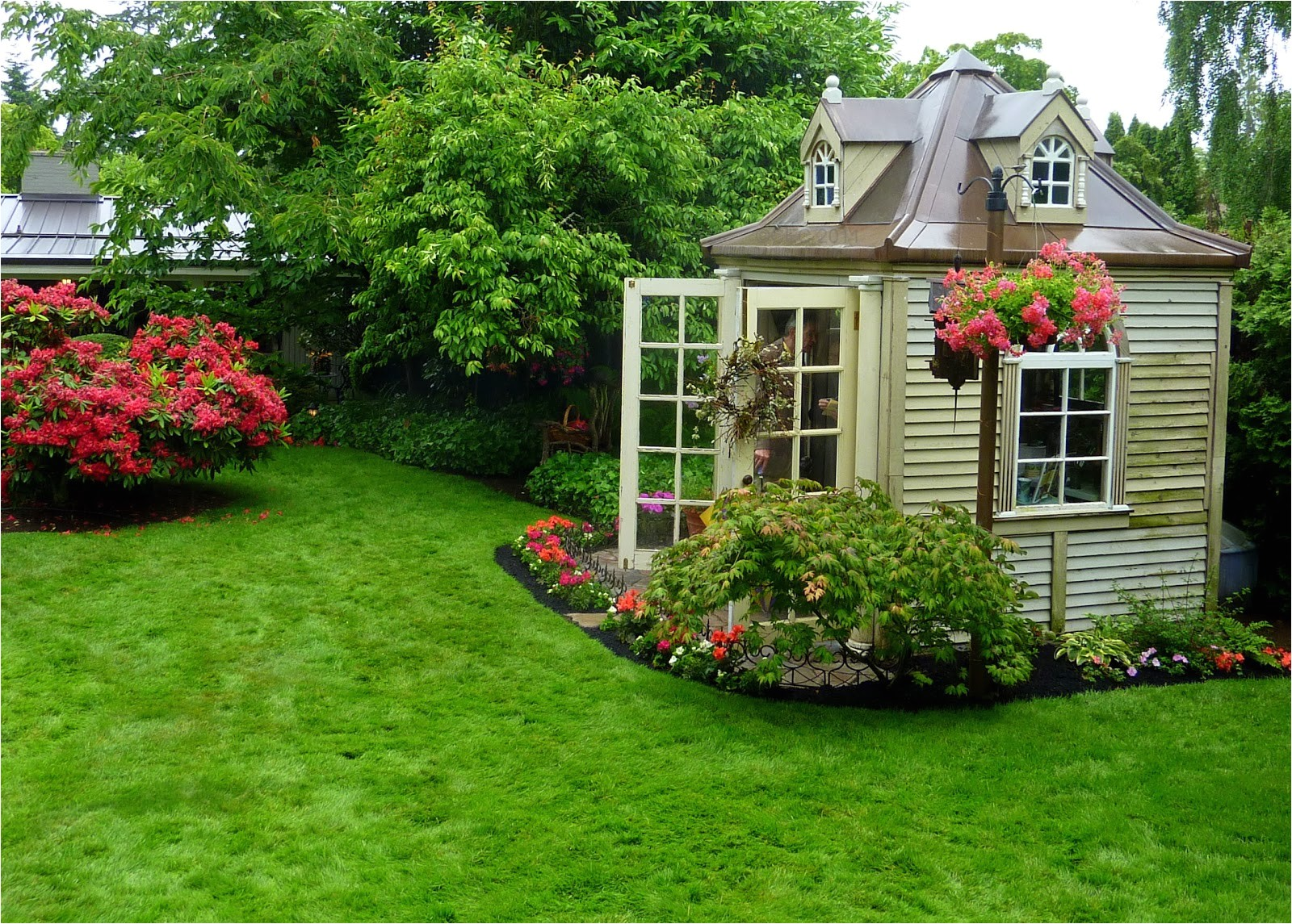 gardens for small houses