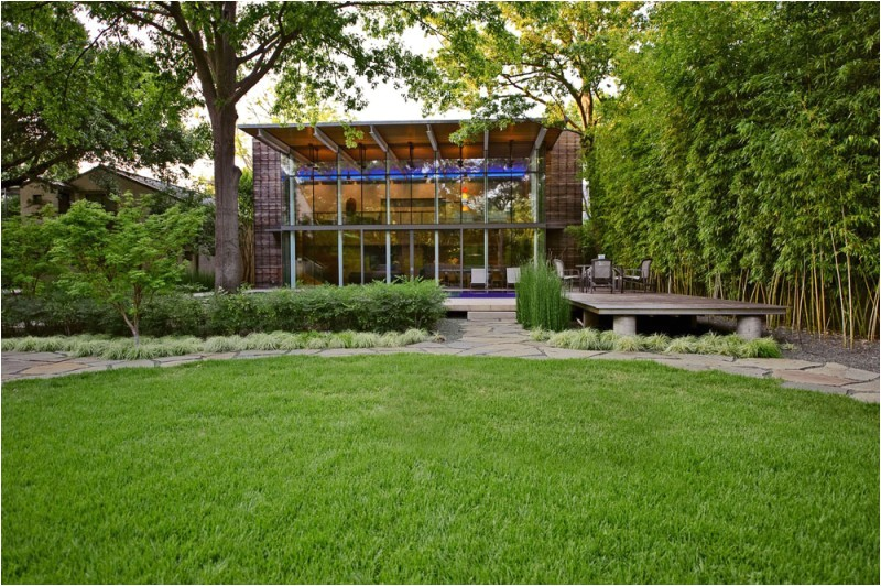 house in the garden by cunningham architects