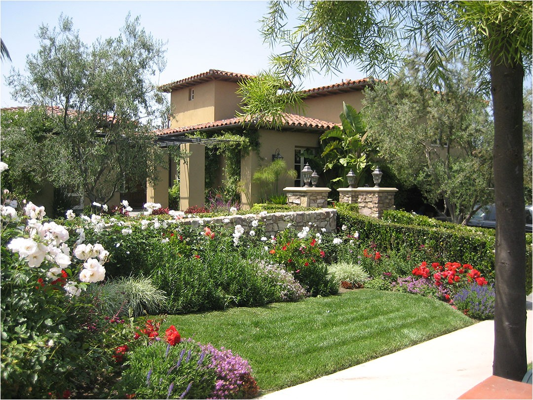 gardening and landscaping at home