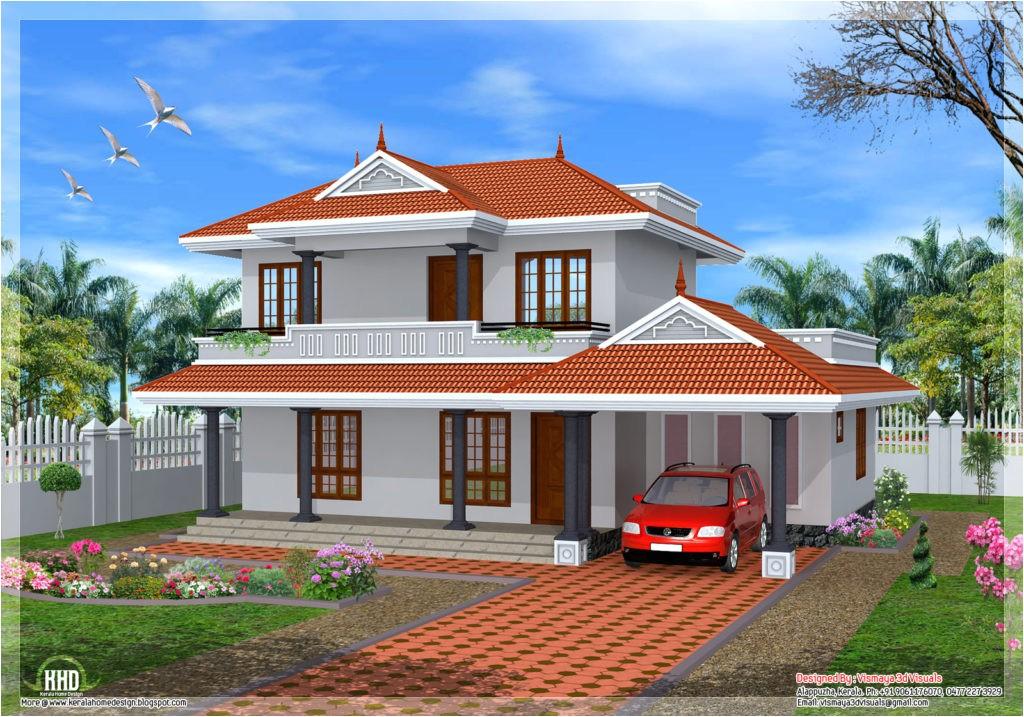Home Garden Design In Kerala