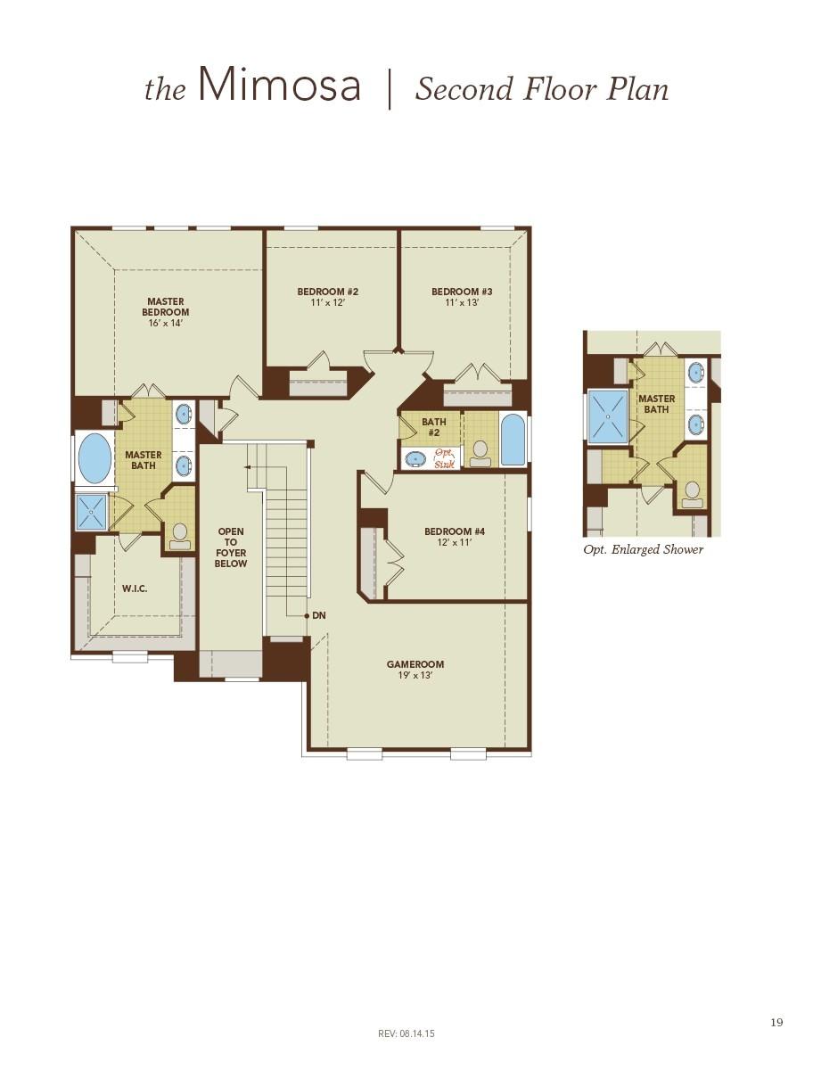gehan homes aspen floor plan