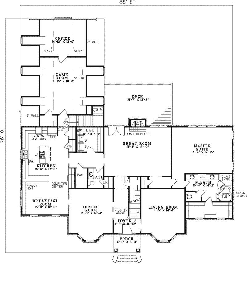 nice house plans and more 1 georgian house floor plans