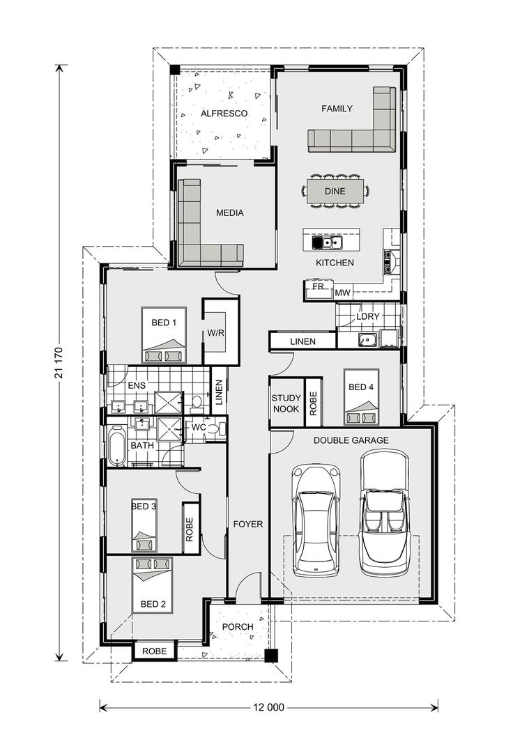 gj gardner house plans