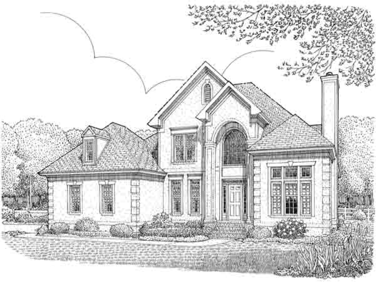 good housekeeping house plans