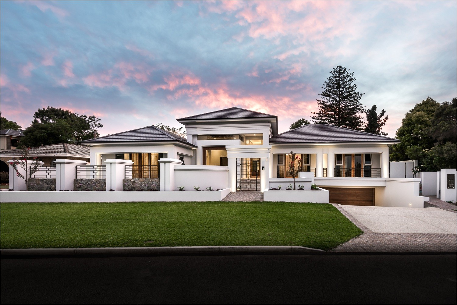 luxury custom homes perth american style home design