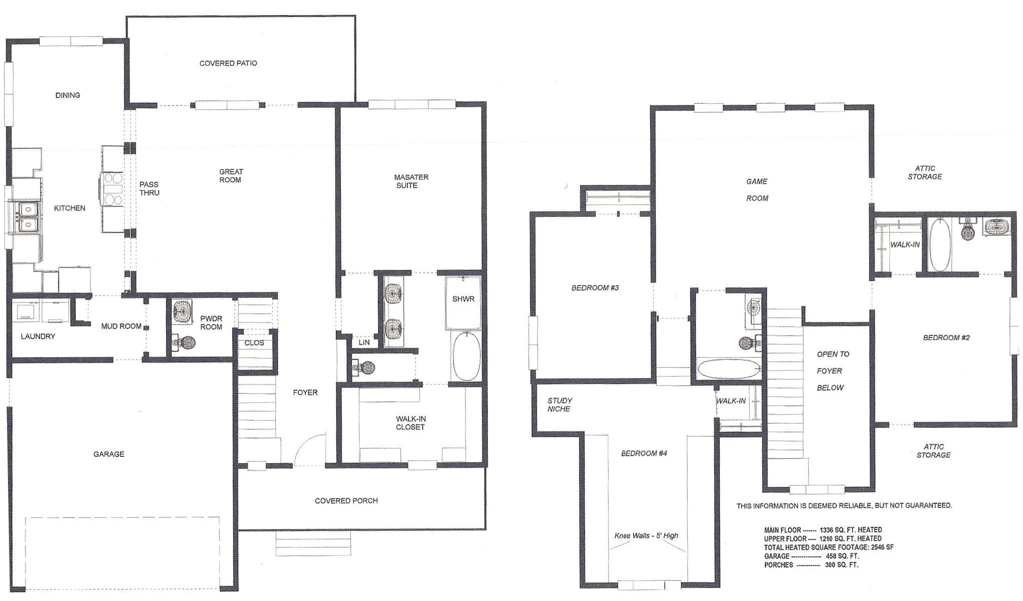 floor plans for group homes