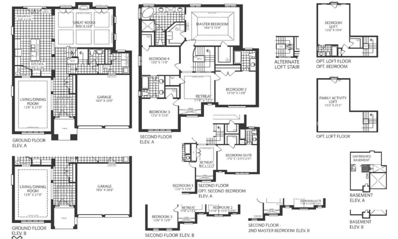6aee699717befa73 the fillmore group house plans group home floor plans