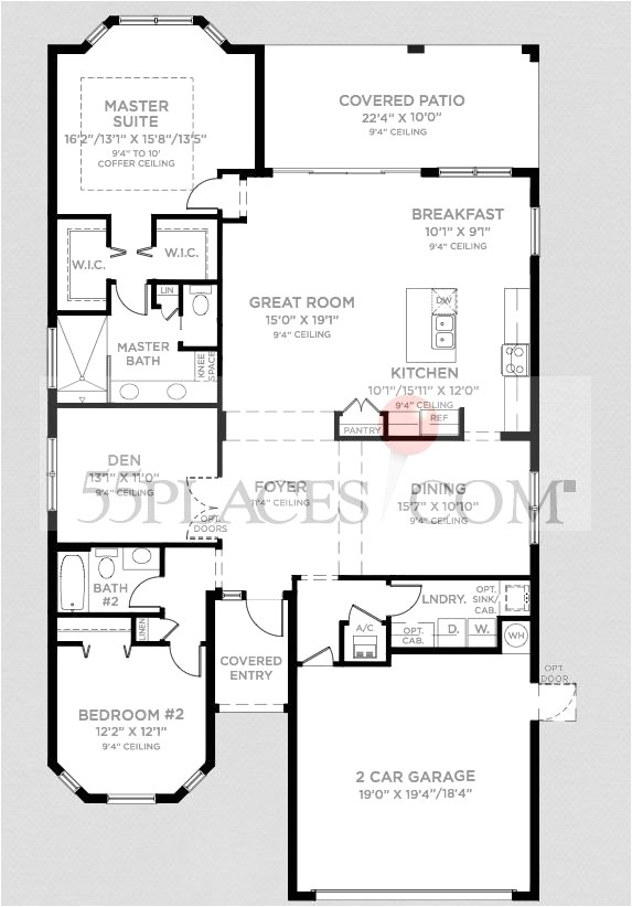 gulfstream homes floor plans best of innsbruck travel trailers