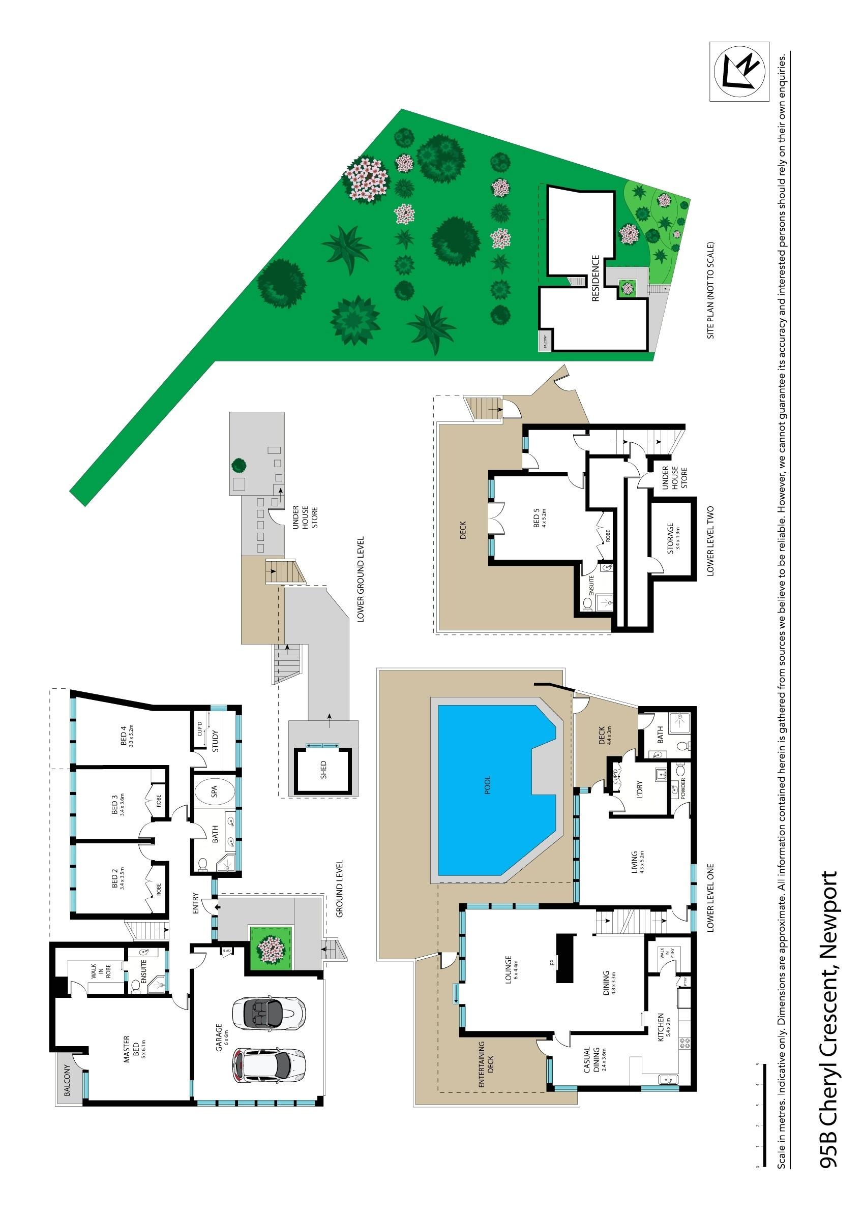 hannah house floor plan