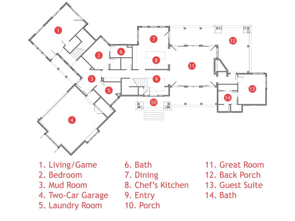 hgtv dream home 2012 floor plan and rendering pictures