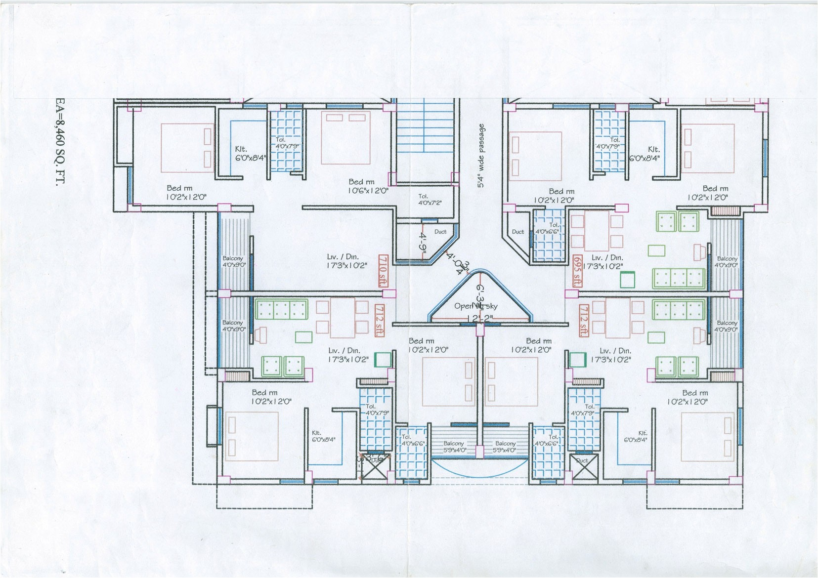hgtv dream home floor plan 3