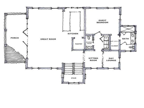 hgtv dream home floor plans