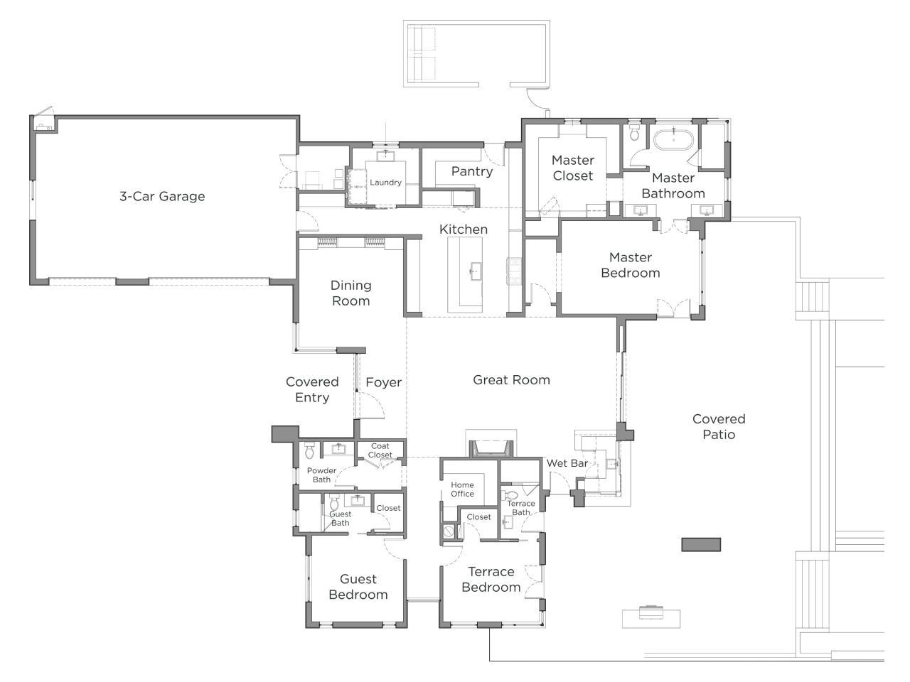 hgtv dream home floor plan 2016