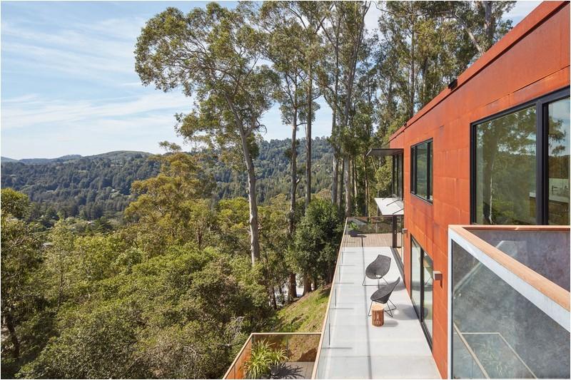 hillside residence zack de vito architecture