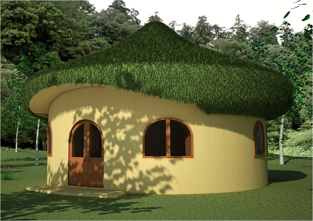 amazing hobbit house