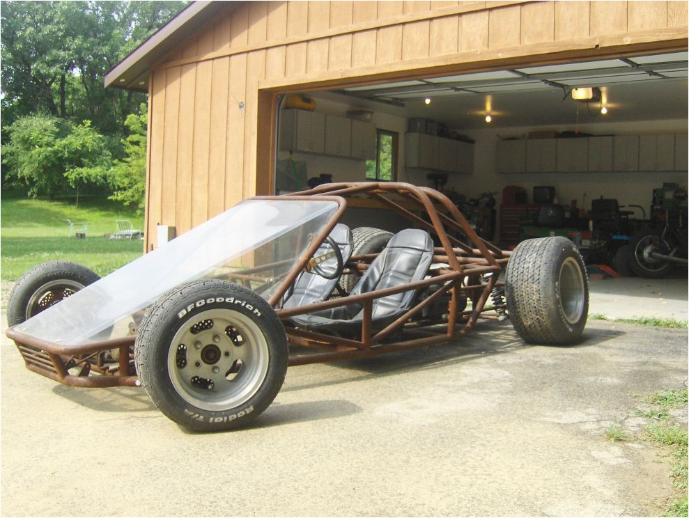 race car tube chassis home