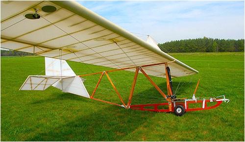 017 eflyer fa02 1929 replica glider launch
