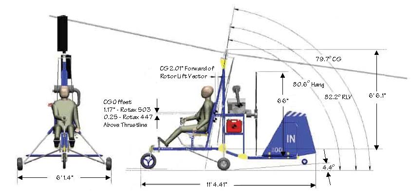 ewrazphoto gyrocopter plans