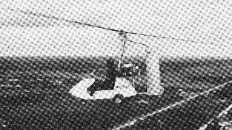 kennedy aircraft sky cycle gyrocopters