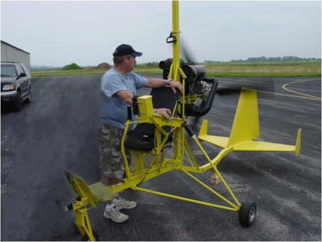 home built gyrocopter plans