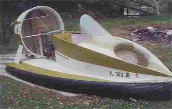 free homemade hovercraft plans