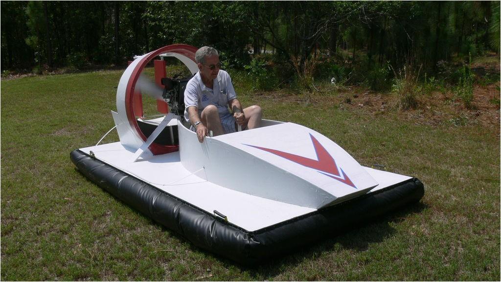 hovercraft build hovercraft