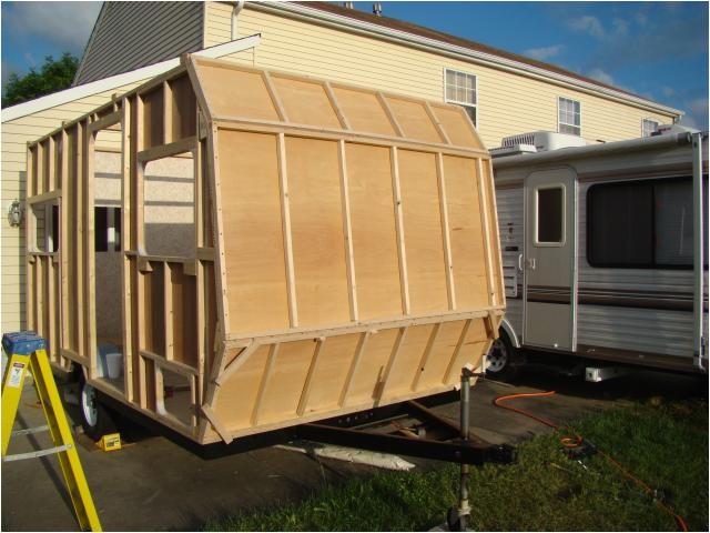 229112 home built truck camper 2