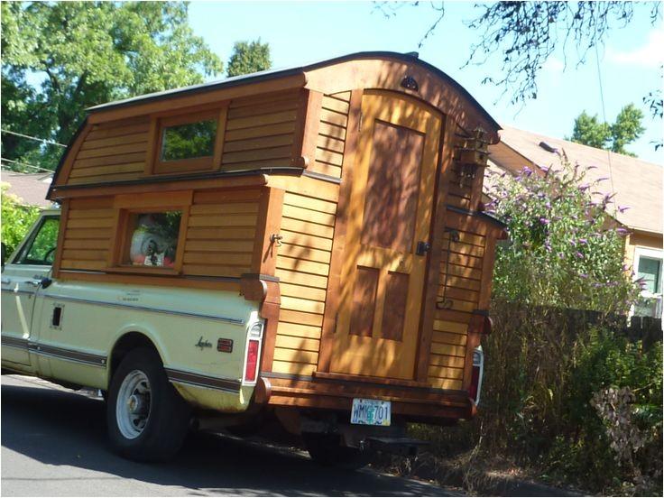 Home Built Truck Camper Plans Home Built Truck Camper Plans Vardo Camper Http Www