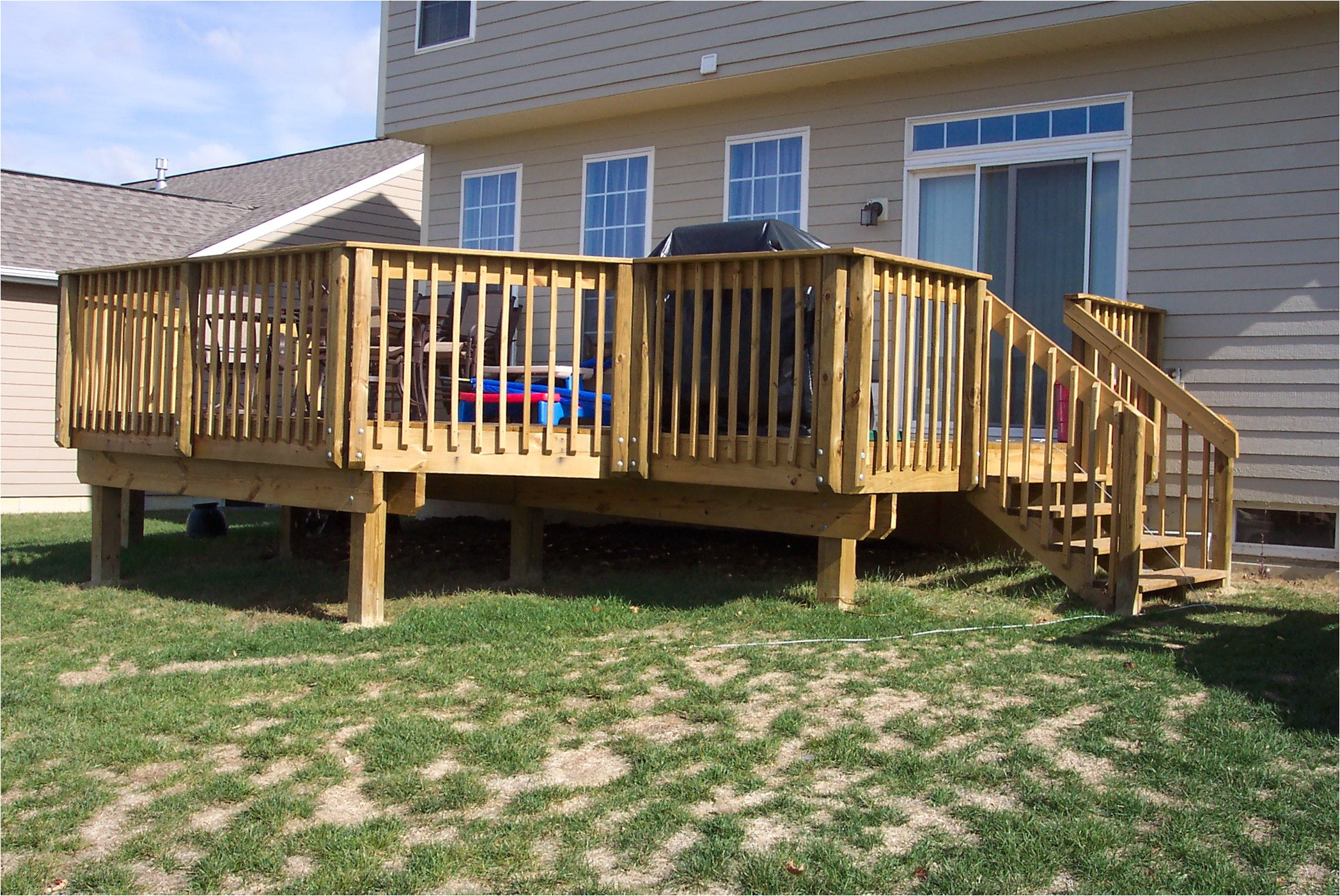 Home depot deck plans home depot decks design home design ideas