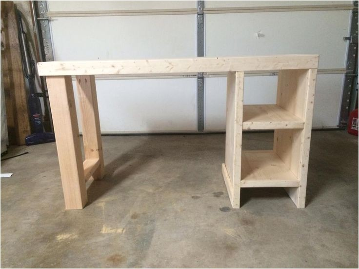 build a desk
