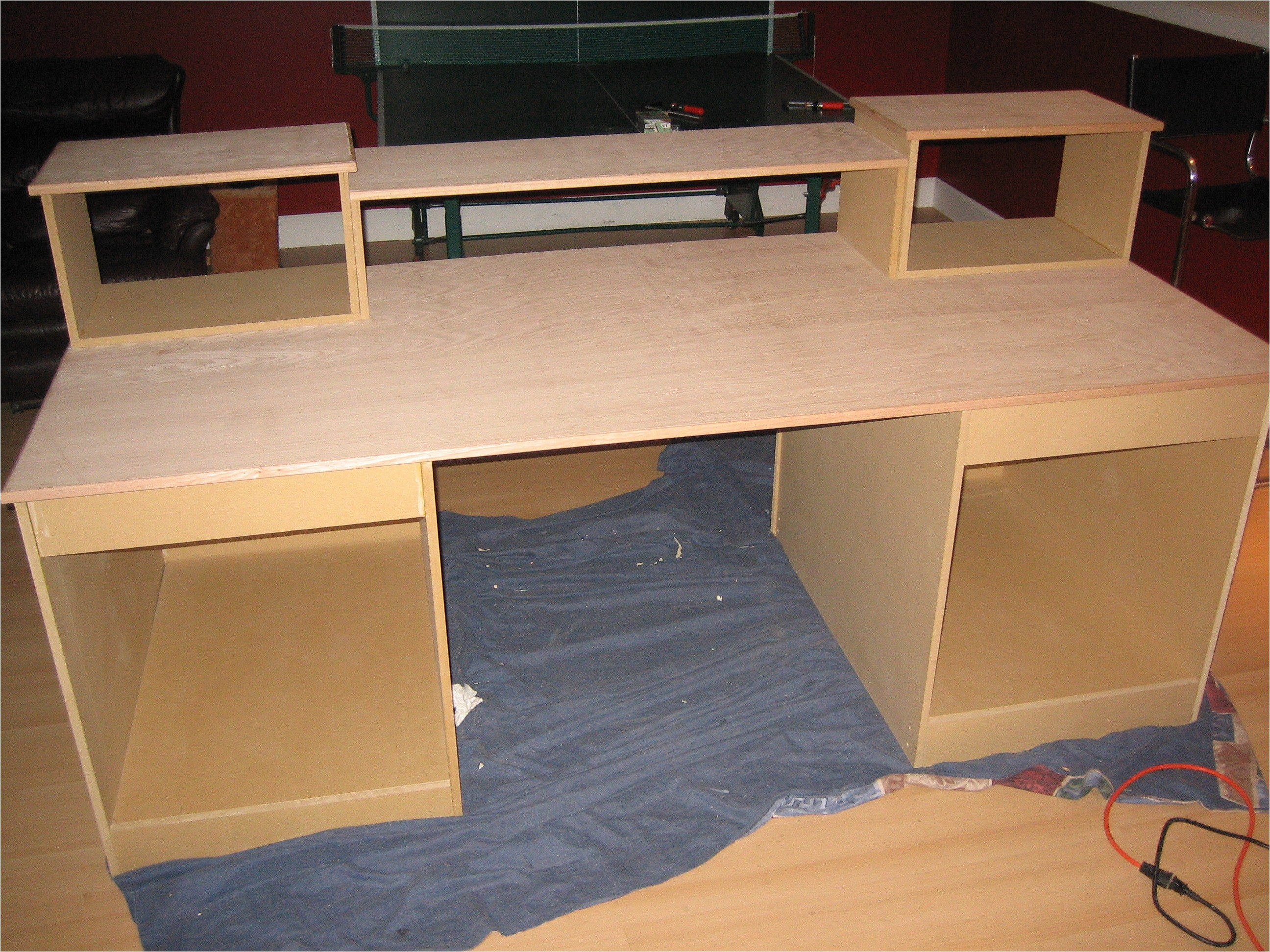 674201 diy desk build inspired many
