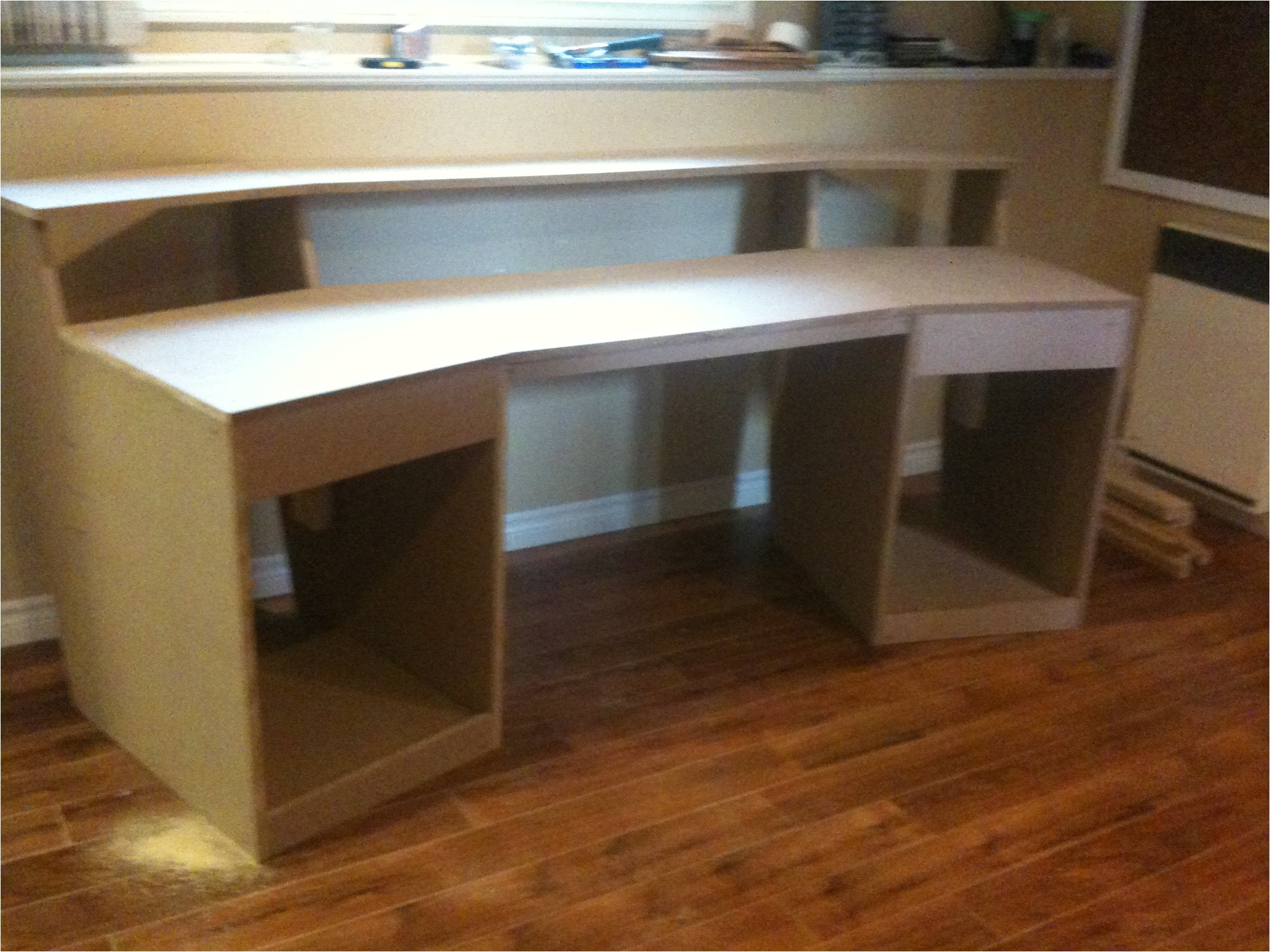 2297 home studio desk plans free download pdf woodworking home studio workstation plans