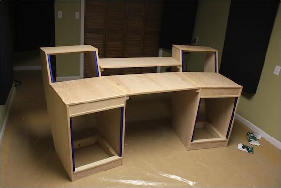 834542 my diy studio desk build