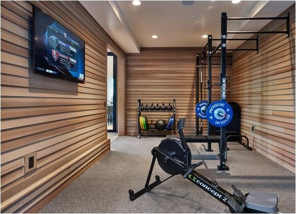 garage gym design ideas home fitness