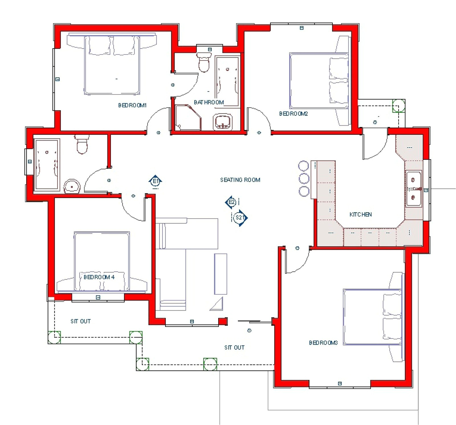 how to obtain floor plans for my house