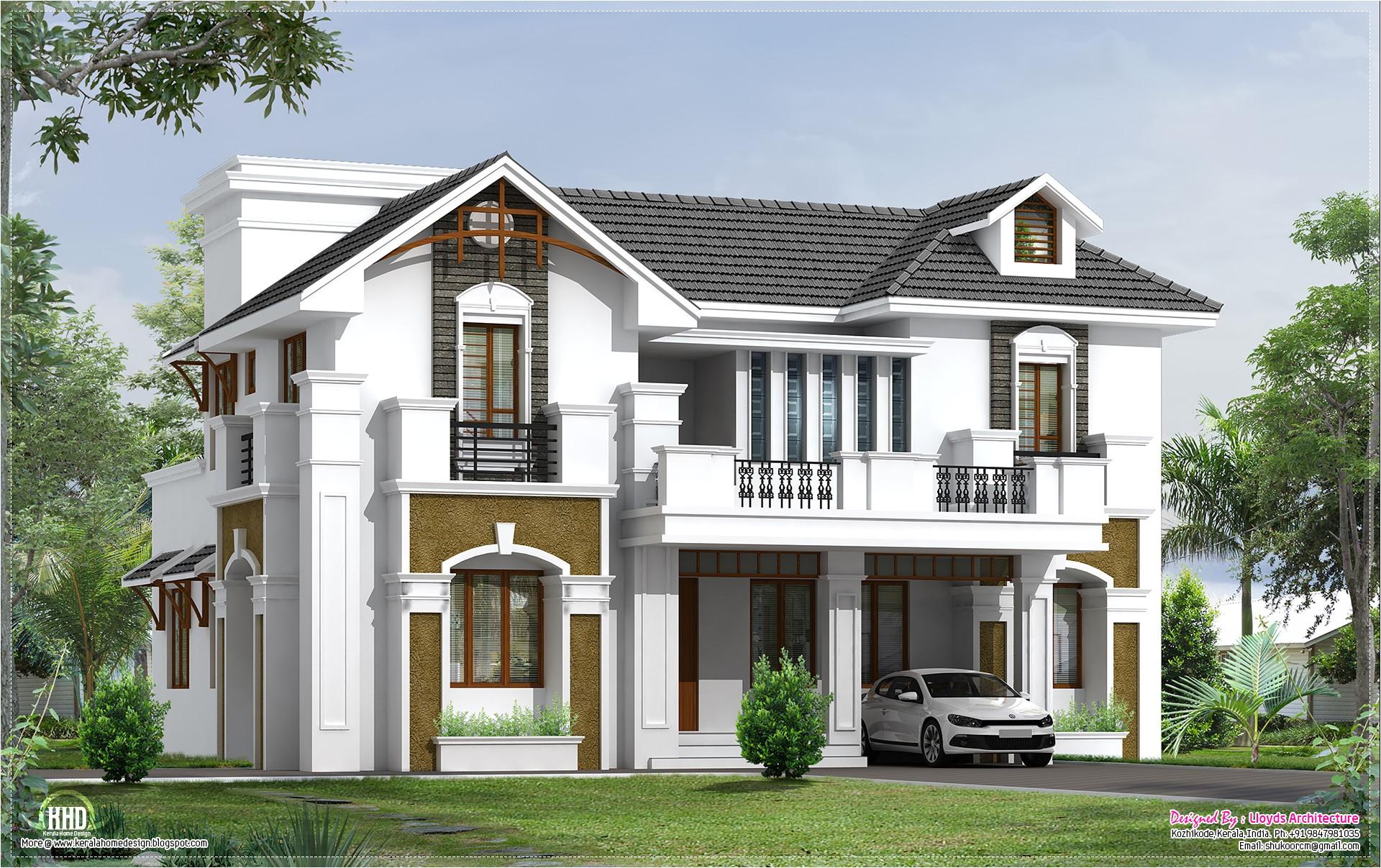 2200 square feet villa