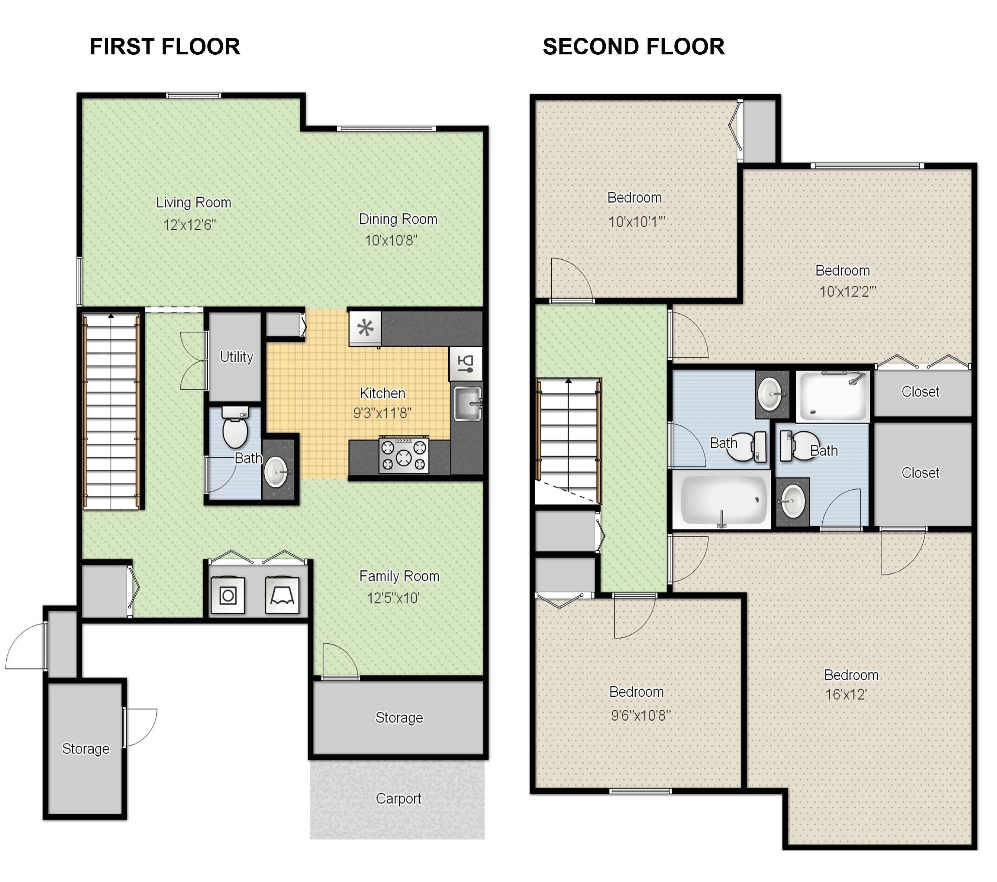 Home Plan Creator Design A Floor Plan Online Yourself Tavernierspa