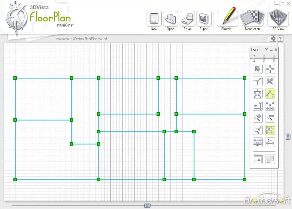 Home Plan Creator Download Free 3dvista Floor Plan Maker 3dvista Floor Plan
