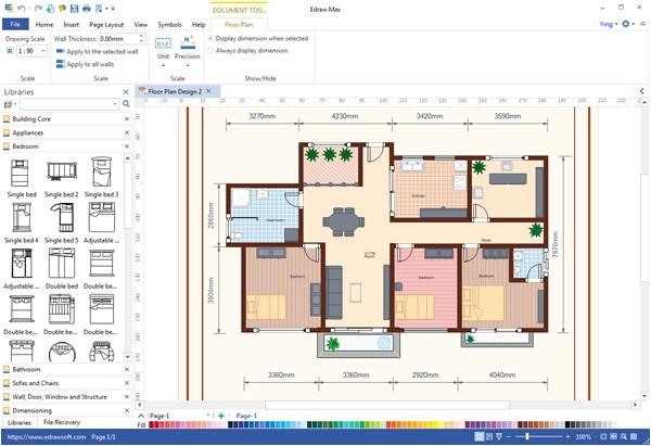 Home Plan Creator Floor Plan Maker Make Floor Plans Simply