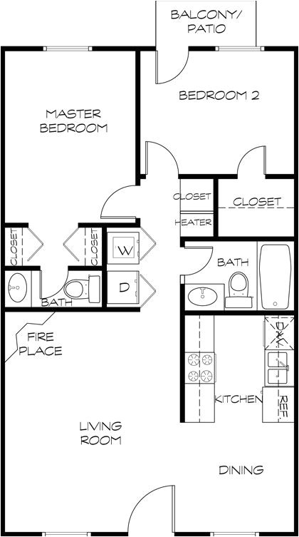 Home Plan for 800 Sq Ft Small House Plans Under 800 Sq Ft 800 Sq Ft Floor Plans