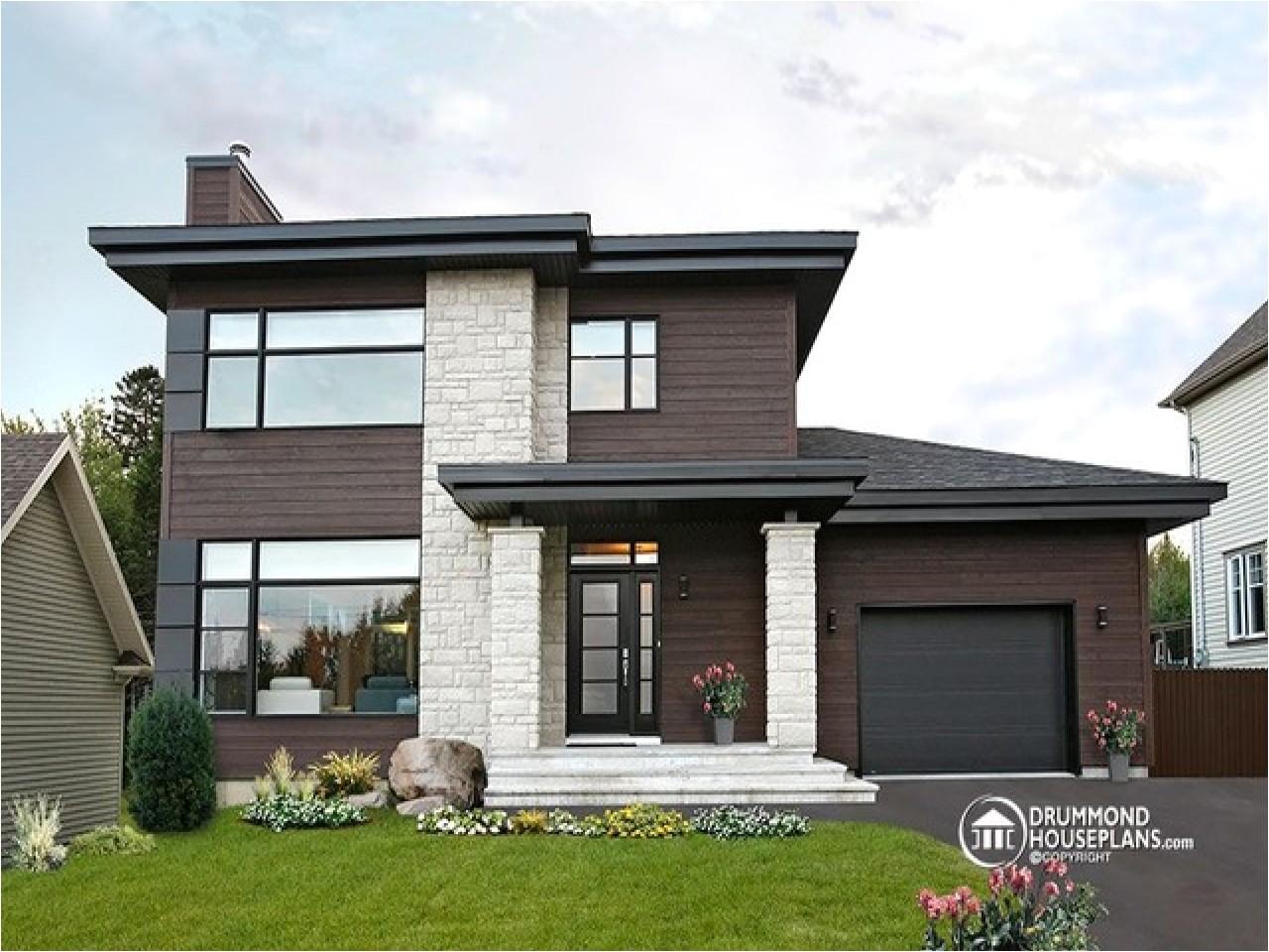 unique modern house plans