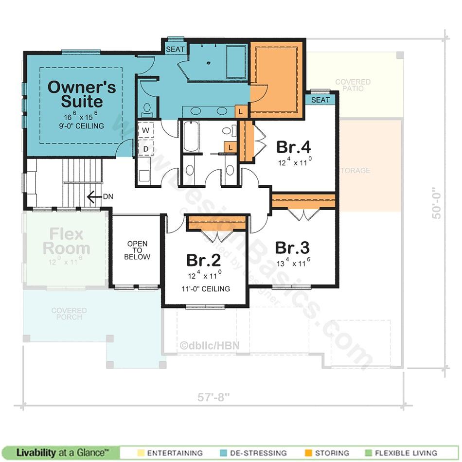design basics two story home plans