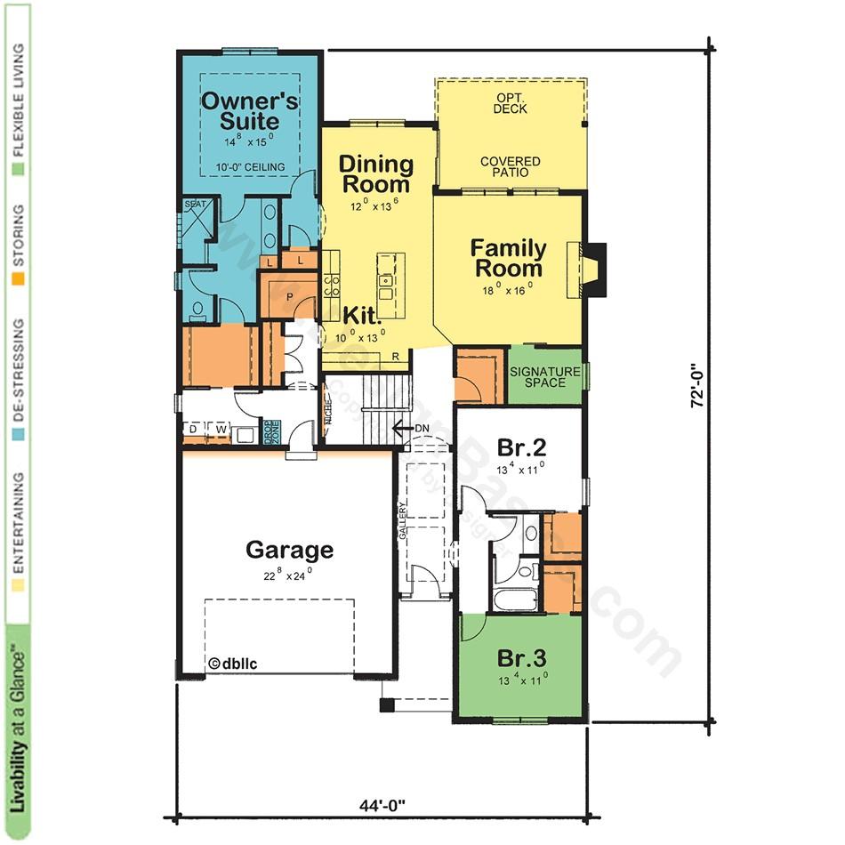 Home Plans Design Basics One Story House Home Plans Design Basics Best One Story