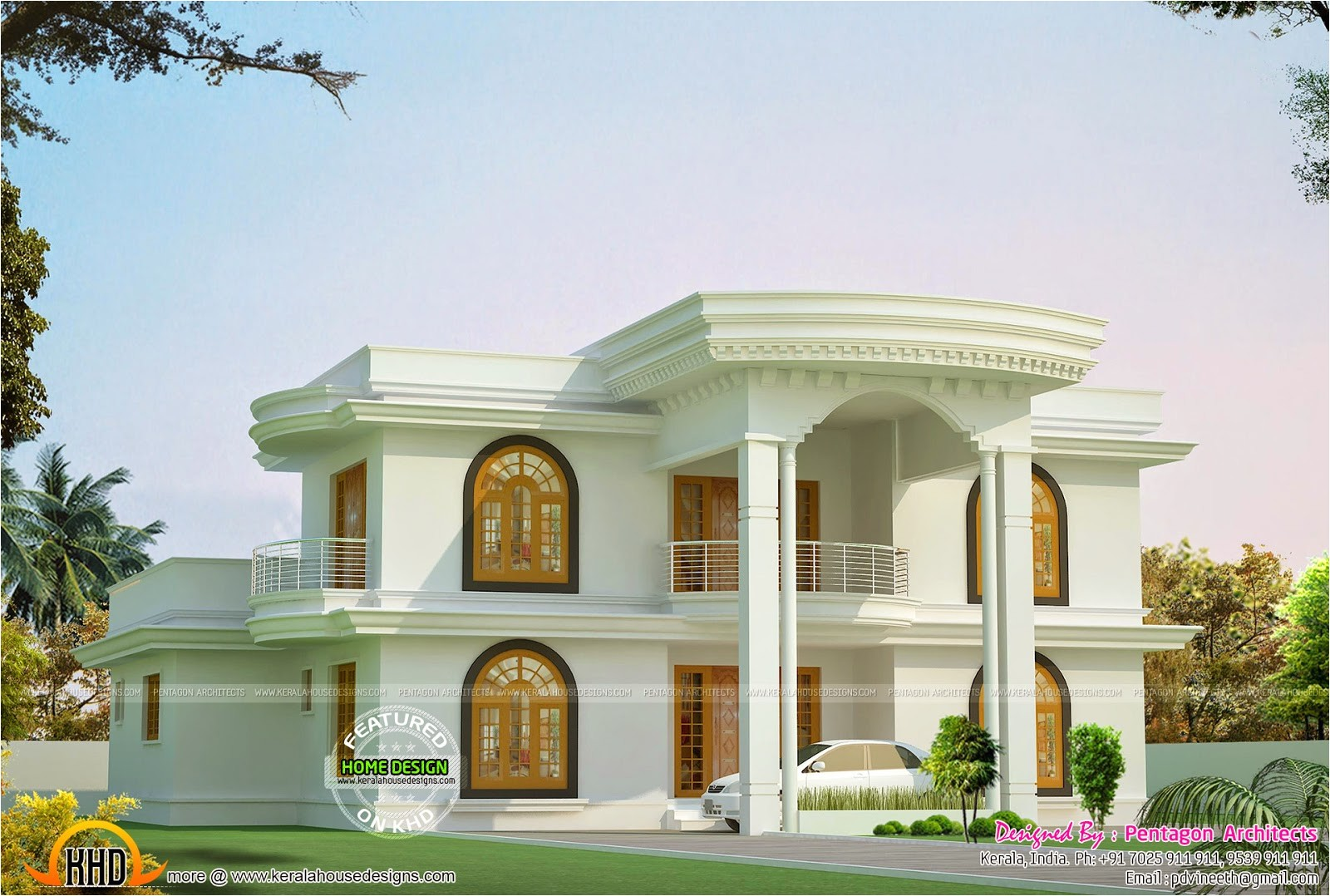 kerala house plans set part 2