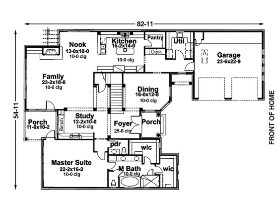 house plan autocad format