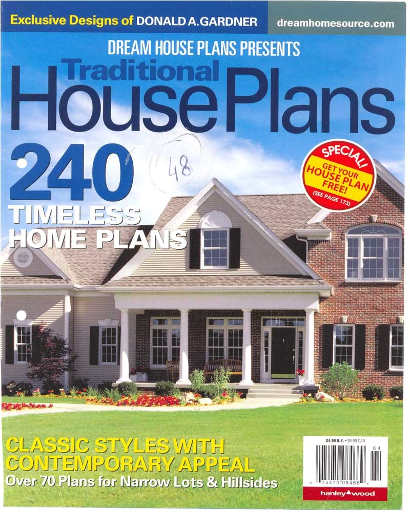 house plan magazines